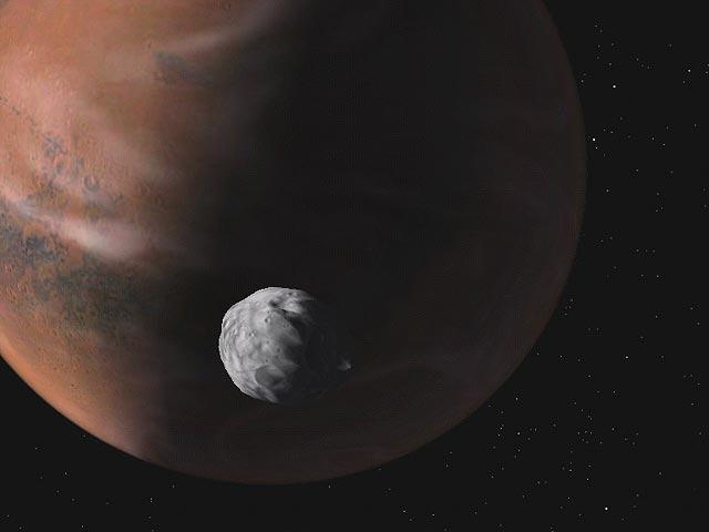 Mars Space Tour™ screensaver v1.1